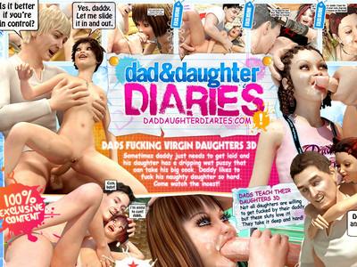 Dad Daughter Diaries