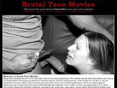 Brutal Teen Movies