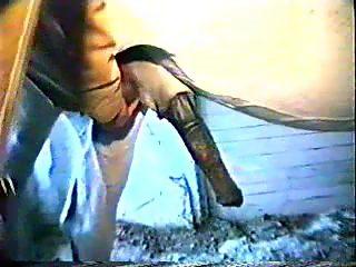 Acariciando al semental